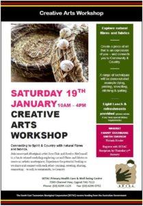 20190109 Creative Arts Workshop