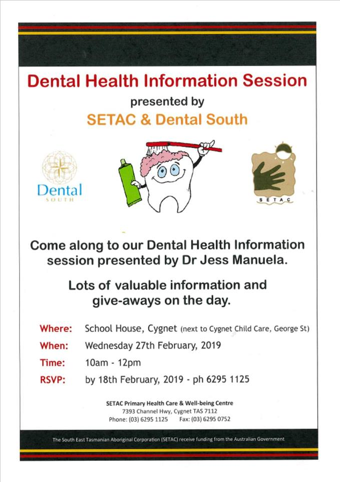 20190118 Dental South Notice