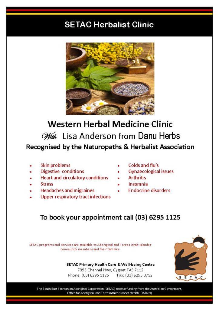 20190228 Herbalist Flyer