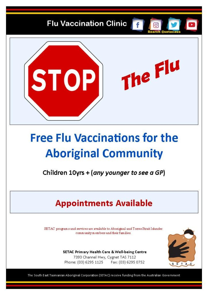 20190508 Flu Vacc Flyer General 2019