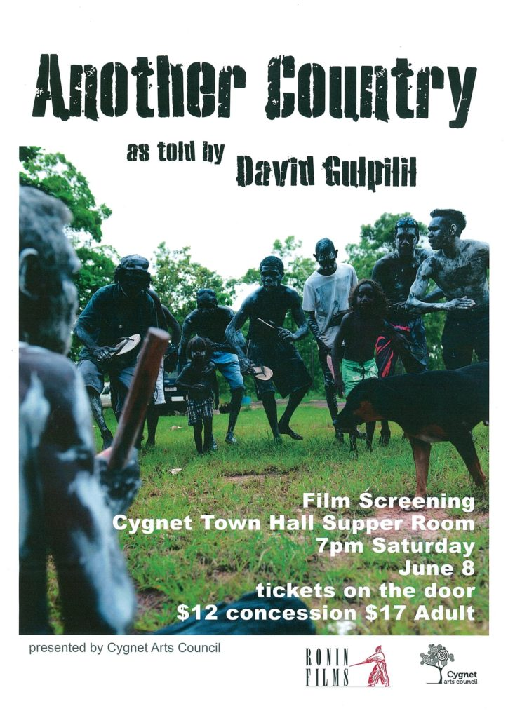 20190608 Another Country Film Flyer
