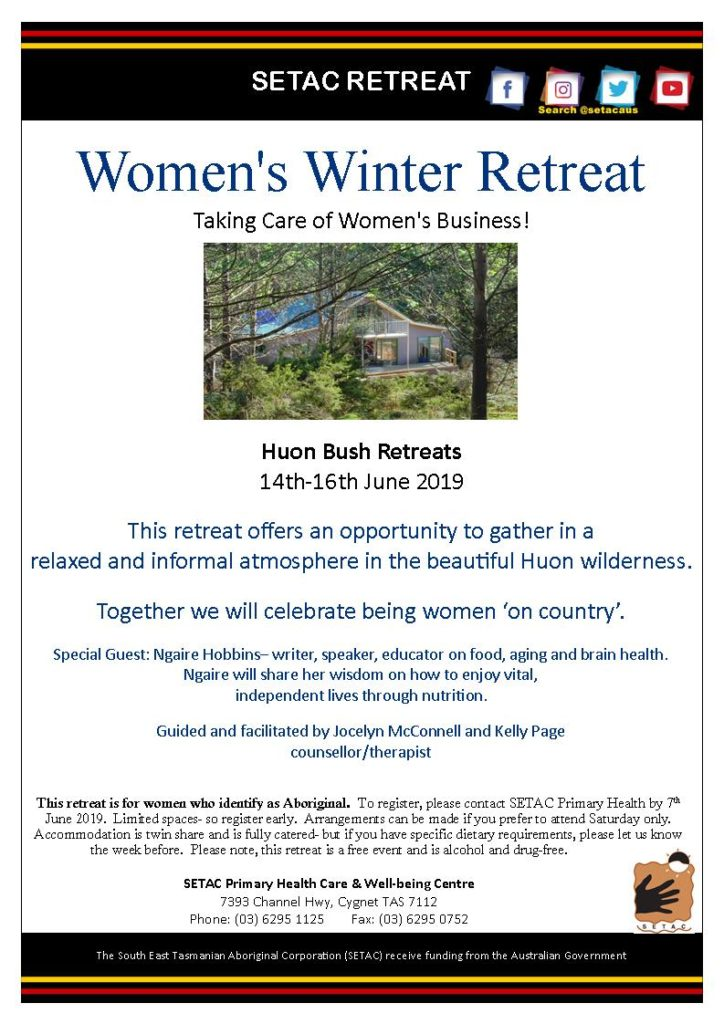20190614 Women's Retreat June 2019