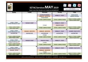 Calendar 2019- May 2019 Calendar-2
