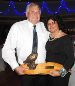 20180718 Walking arm in arm in reconciliation by Huon News NAIDOC Ball 2018 2