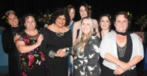 Because of Her We Can - the women of SETAC celebrated NAIDOC Week at the Inaugural NAIDOC Ball last Friday.