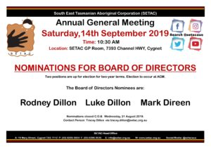 AMG 2019 Flyer with Board Nominees