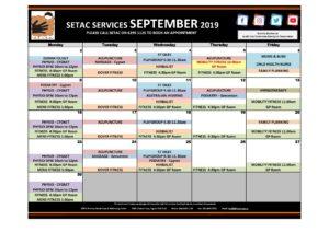 Download 2019 09 September Calendar p1 Services