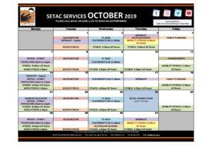 Download 2019 10 October Events Calendar p1 Services
