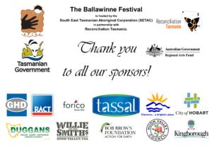 Ballawinne Festival Sponsors