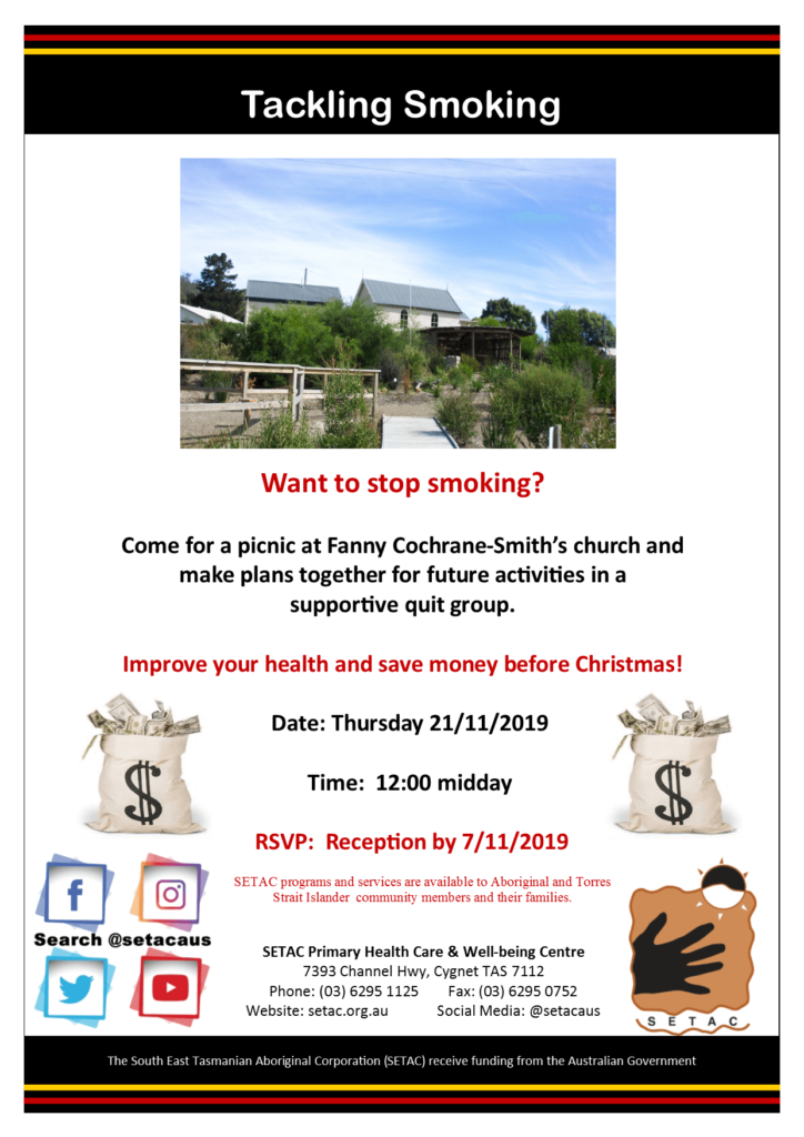 20191121 Flyer smoking cessation November 2019