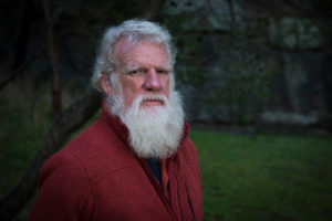 Photo of Bruce Pascoe by Matthew Newton, Rummin Productions