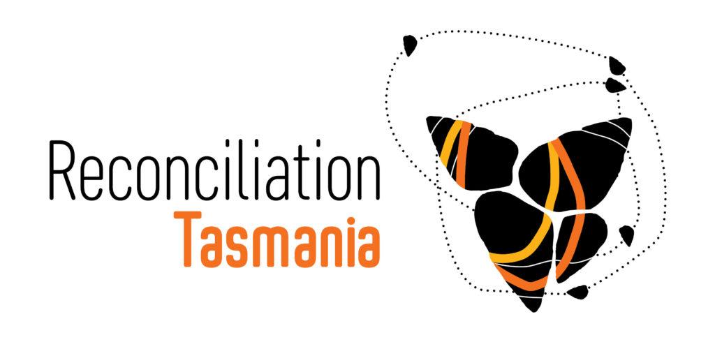 Reconciliation Tasmania LOGO LANDSCAPE large