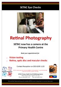20191217 Retinal Imaging Flyer